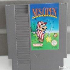 Videojuegos y Consolas: JUEGO PARA NINTENDO NES NES OPEN . Lote 138661602