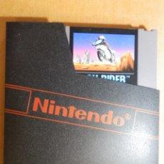 Videojuegos y Consolas: ANTIGUO JUEGO DE CONSOLA PARA NINTENDO NES - MACH RIDER - VERSIÓN ESPAÑOLA - C/ FUNDA. Lote 229549715
