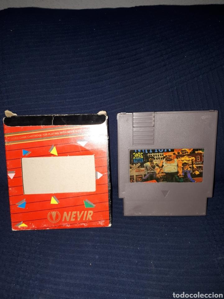 Videojuegos y Consolas: ZOMBIE NATION DIFICILISIMO JUEGO CLONICO PARA NINTENDO NES - Foto 3 - 140327645