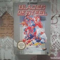 Videojuegos y Consolas: BLADES OF STEEL NES . Lote 140632654
