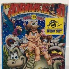 Videojuegos y Consolas: NINTENDO NES THE ADVENTURE ISLAND PART TWO II. Lote 142025568