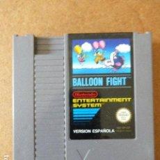 Videojuegos y Consolas: JUEGO BALLOON FIGHT. NINTENDO. 1985. VERSION ESPAÑOLA. SIN CAJA.. Lote 153679160