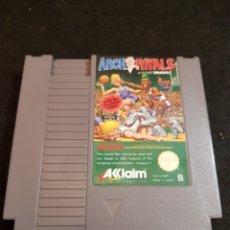 Videojuegos y Consolas: NINTENDO NES ARCH RIVALS. Lote 142327920