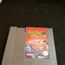 Videojuegos y Consolas: NINTENDO NES DOUBLE DRAGON PAL B. Lote 142339761