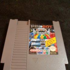 Videojuegos y Consolas: NINTENDO NES PIN BOT PAL B. Lote 142440850