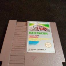 Videojuegos y Consolas: NINTENDO NES RAD RACER PAL B. Lote 142441262
