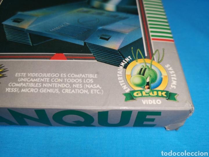 Videojuegos y Consolas: Único y dificilisimo juego clonico para Nintendo nes y nasa tanque de la marca gluk en su caja - Foto 3 - 142590516