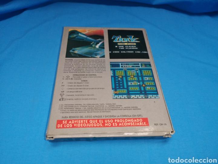 Videojuegos y Consolas: Único y dificilisimo juego clonico para Nintendo nes y nasa tanque de la marca gluk en su caja - Foto 5 - 142590516