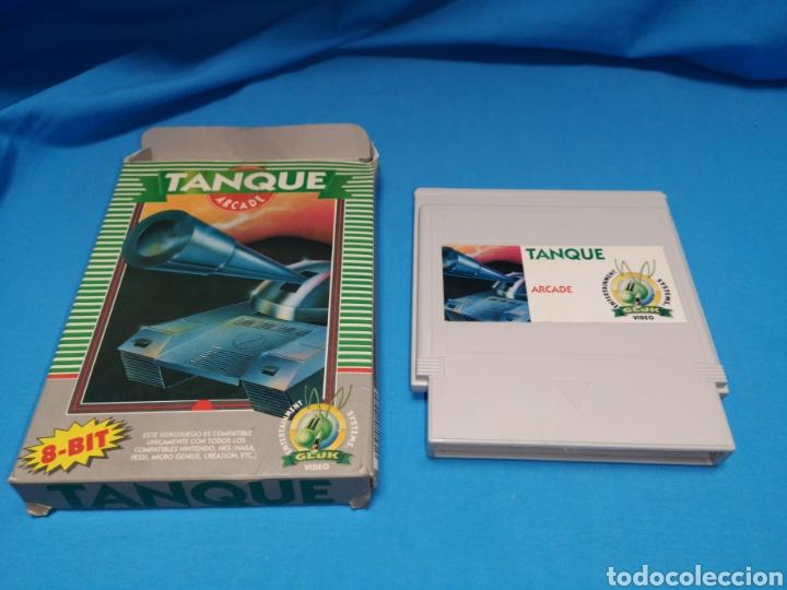 Videojuegos y Consolas: Único y dificilisimo juego clonico para Nintendo nes y nasa tanque de la marca gluk en su caja - Foto 7 - 142590516