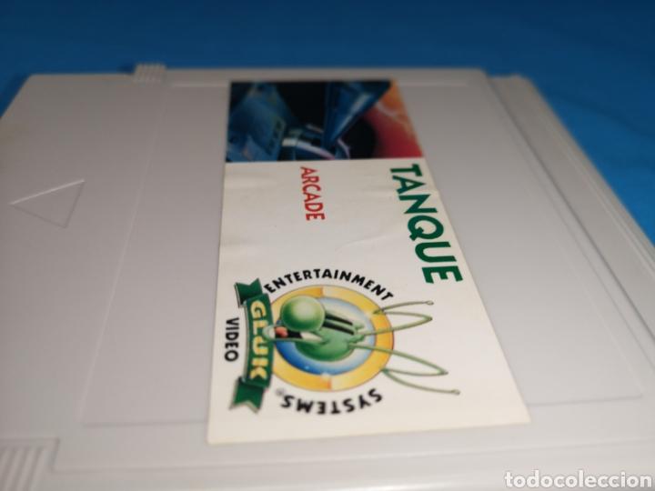 Videojuegos y Consolas: Único y dificilisimo juego clonico para Nintendo nes y nasa tanque de la marca gluk en su caja - Foto 8 - 142590516