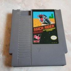 Videojuegos y Consolas: NINTENDO MACH RIDER. Lote 142730713
