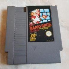 Videojuegos y Consolas: JUEGO NES SUPER MARIO BROS 1985. Lote 142730834