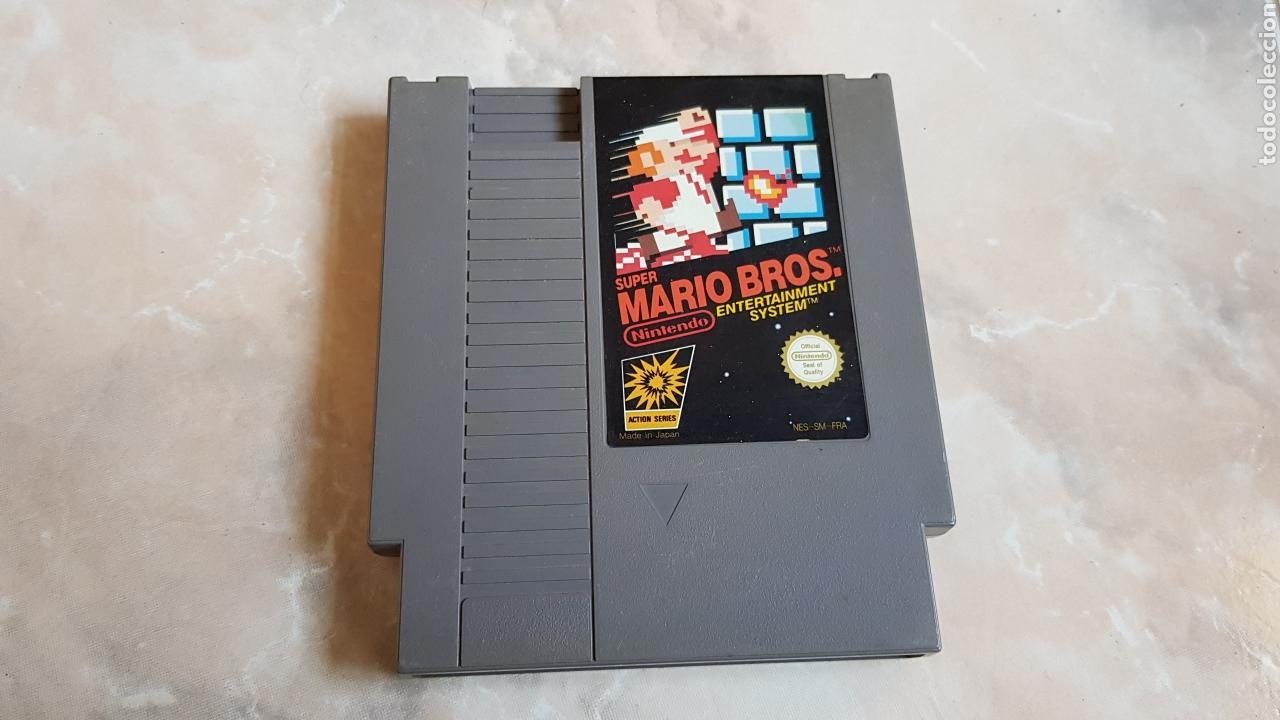 JUEGO NINTENDO NES MARIO BROS CARTUCHO (Juguetes - Videojuegos y Consolas - Nintendo - Nes)