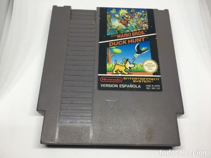 JUEGO NINTENDO NES SUPER MARIO BROS - DUCK HUNT (Juguetes - Videojuegos y Consolas - Nintendo - Nes)
