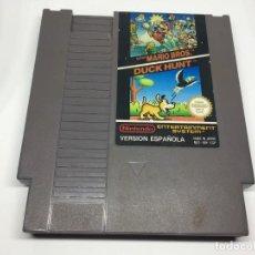 Videojuegos y Consolas: JUEGO NINTENDO NES SUPER MARIO BROS - DUCK HUNT. Lote 142815922