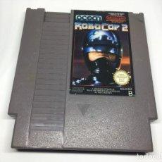 Videojuegos y Consolas: JUEGO NINTENDO NES ROBOCOP 2. Lote 142816082