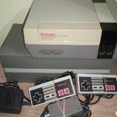 Videojuegos y Consolas: NINTENDO NES COMPLETO FUNCIONA LEER. Lote 145011601