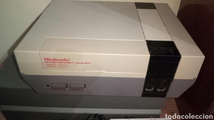 Videojuegos y Consolas: Nintendo nes completo funciona leer - Foto 2 - 145011601