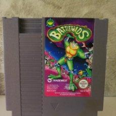 Videojuegos y Consolas: BATTLETOADS NINTENDO NES. Lote 145073058