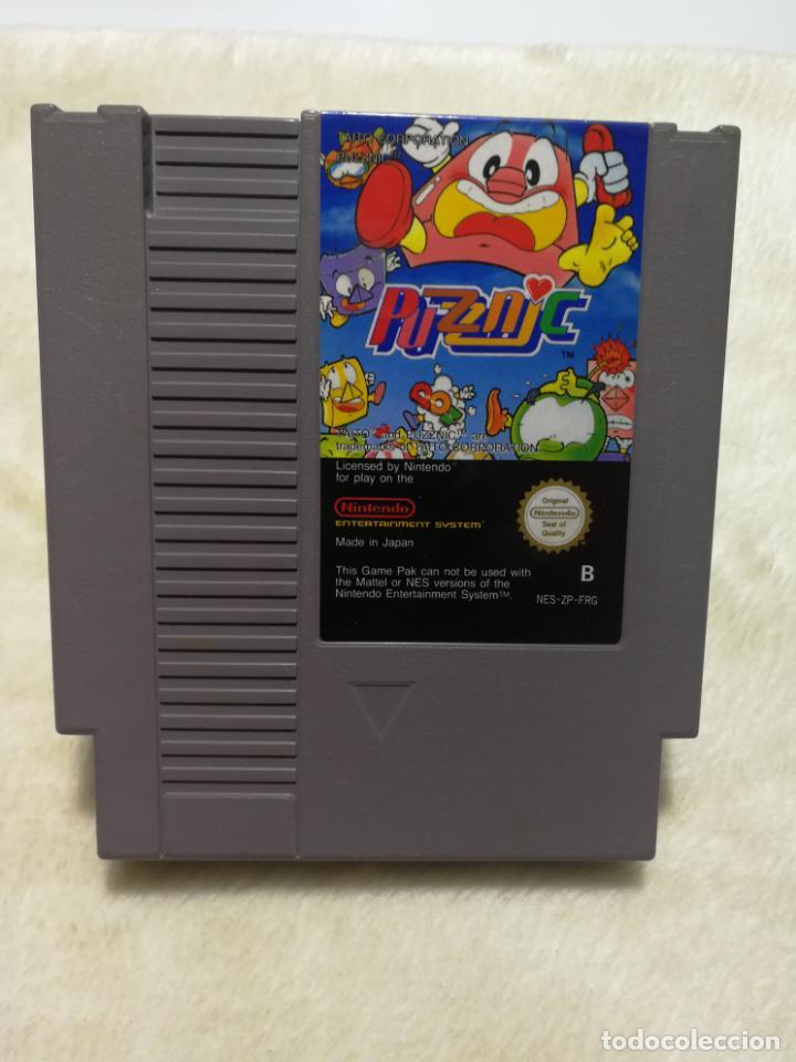 PUZZNIC NINTENDO NES (Juguetes - Videojuegos y Consolas - Nintendo - Nes)