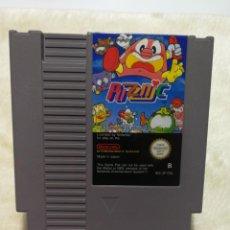 Videojuegos y Consolas: PUZZNIC NINTENDO NES. Lote 145133378