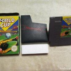 Videojuegos y Consolas: NINTENDO WORLD CUP CON CAJA. Lote 145134630