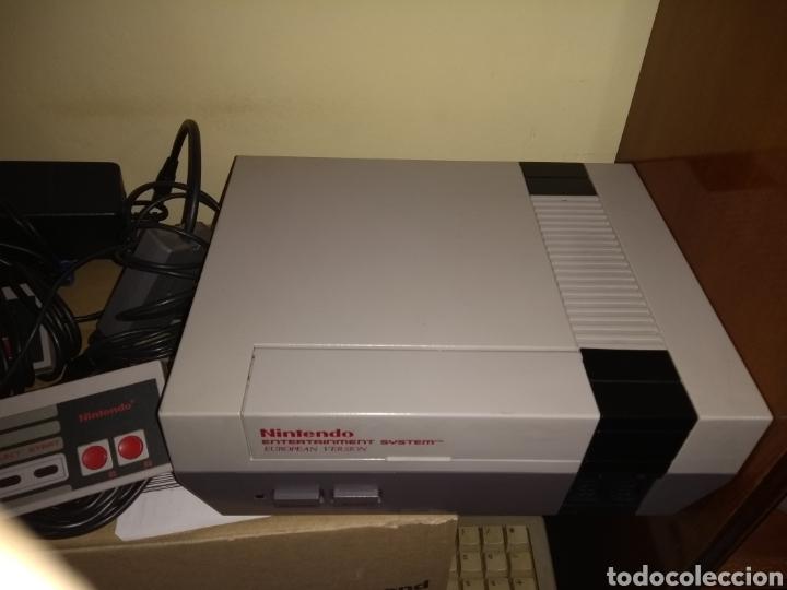Videojuegos y Consolas: Nintendo nes europea funciona - Foto 2 - 145258090