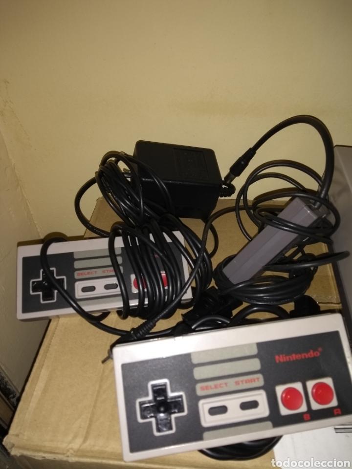 Videojuegos y Consolas: Nintendo nes europea funciona - Foto 3 - 145258090