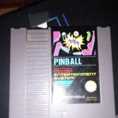 Videojuegos y Consolas: PINBALL NES. Lote 145258884