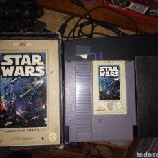 Videojuegos y Consolas: STAR WARS NES VER FOTOS ANTES DE COMPRAR. Lote 145259141