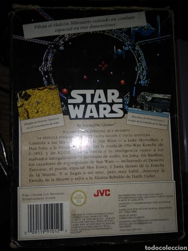 Videojuegos y Consolas: Star wars nes ver fotos antes de comprar - Foto 2 - 145259141