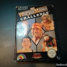 Videojuegos y Consolas: WF WRESTLE MANIA CHALLENGE | NES | NINTENDO | WRESTLEMANIA. Lote 145291358