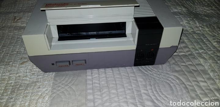 Videojuegos y Consolas: VINTAGE NINTENDO NES COMPLETA CON 2 MANDOS ORIGINALES Y CABLE ANTENA - Foto 6 - 145619430