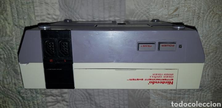 Videojuegos y Consolas: VINTAGE NINTENDO NES COMPLETA CON 2 MANDOS ORIGINALES Y CABLE ANTENA - Foto 7 - 145619430