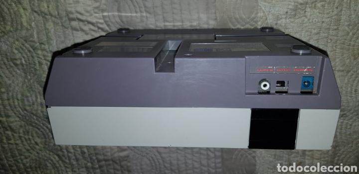 Videojuegos y Consolas: VINTAGE NINTENDO NES COMPLETA CON 2 MANDOS ORIGINALES Y CABLE ANTENA - Foto 9 - 145619430