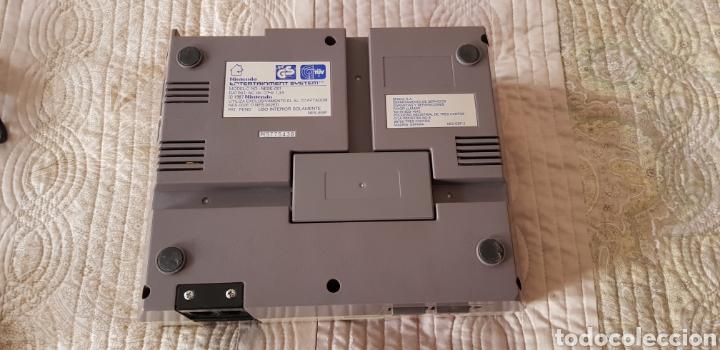Videojuegos y Consolas: VINTAGE NINTENDO NES COMPLETA CON 2 MANDOS ORIGINALES Y CABLE ANTENA - Foto 11 - 145619430