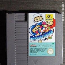 Videojuegos y Consolas: NINTENDO NES DYNABLASTER (BOMBERMAN) PAL B. Lote 145629026