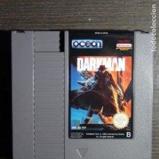 Videojuegos y Consolas: DARKMAN - NINTENDO NES - PAL B - SOLO CARTUCHO. Lote 145847282