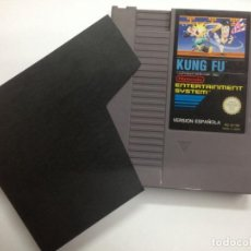Videojuegos y Consolas: JUEGO NINTENDO KUNG FU ESPAÑOL 1985. Lote 146087918