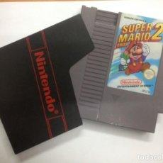 Videojuegos y Consolas: JUEGO NINTENDO SUPER MARIO 2 ESPAÑOL 1985. Lote 146088014