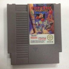 Videojuegos y Consolas: JUEGO NINTENDO CHIP N DALE DISNEY ESPAÑOL 1985. Lote 146088198
