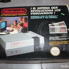 Videojuegos y Consolas: CAJA ORIGINAL DE NINTENDO NES. Lote 146704810