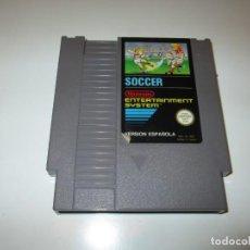 Videojuegos y Consolas: NINTENDO NES~ SOCCER ~ PAL / ESP. Lote 147696978