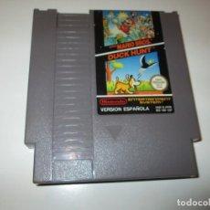 Videojuegos y Consolas: NINTENDO NES ~ MARIO BROS DUCK HUNT ~ PAL / ESP. Lote 147697310