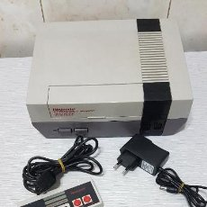 Videojuegos y Consolas: CONSOLA NES COMPLETA - REGION LIBRE. Lote 148545466