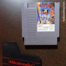 Videojuegos y Consolas: JUEGO NINTENDO CHIP AND DALE NES PAL - CARTUCHO. Lote 148680586