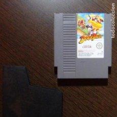 Videojuegos y Consolas: JUEGO NINTENDO DUCKTALES NES PAL - CARTUCHO. Lote 148681622