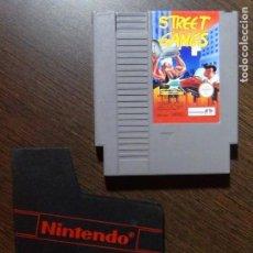 Videojuegos y Consolas: JUEGO NINTENDO STREET GANGS NES PAL - CARTUCHO. Lote 148683382