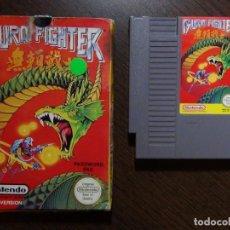Videojuegos y Consolas: JUEGO NINTENDO BURAI FIGHTER NES PAL - CARTUCHO Y CAJA. Lote 148684762