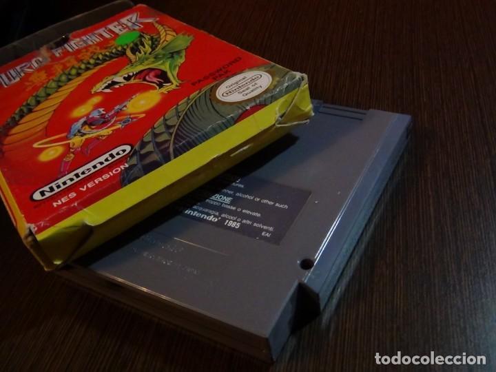 Videojuegos y Consolas: Juego nintendo BURAI FIGHTER NES pal - CARTUCHO Y CAJA - Foto 5 - 148684762